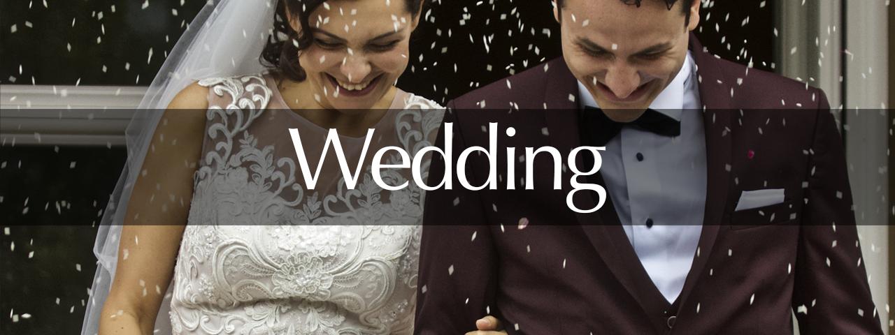 Servicios profesionales de Fotografía para bodas, weddings, documental y registro audiovisual de eventos particulares y comerciales